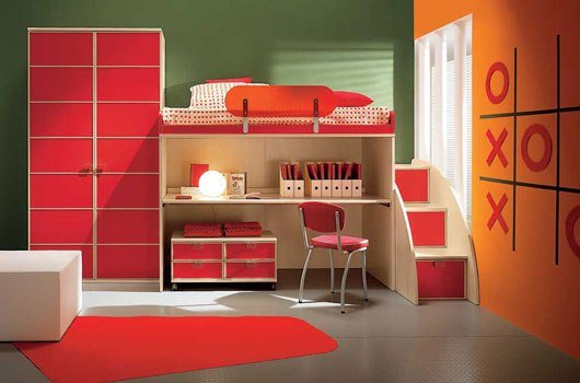 Best Camerette Modern Kids Bedrooms By Arredissima Digsdigs With Pictures