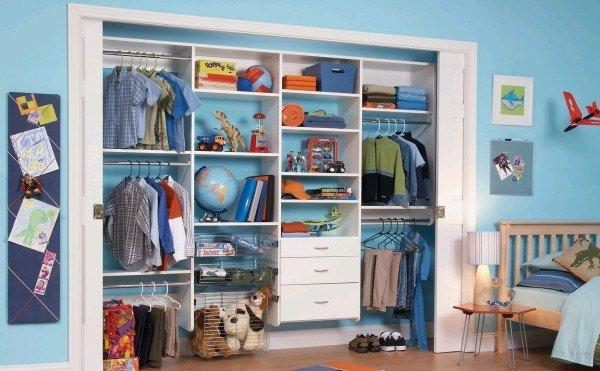 Best Kid's Closets Everything Closets With Pictures