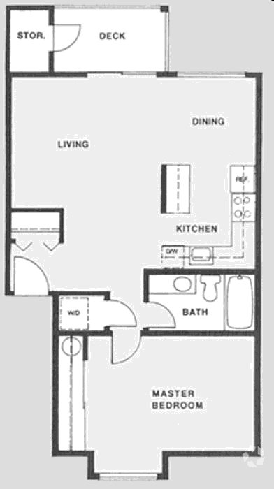 Best Oak Hill Everyaptmapped Portland Or Apartments With Pictures