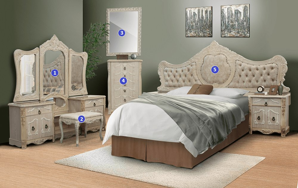 Best Diva 5Pc Bedroom Suite – Fair Price With Pictures