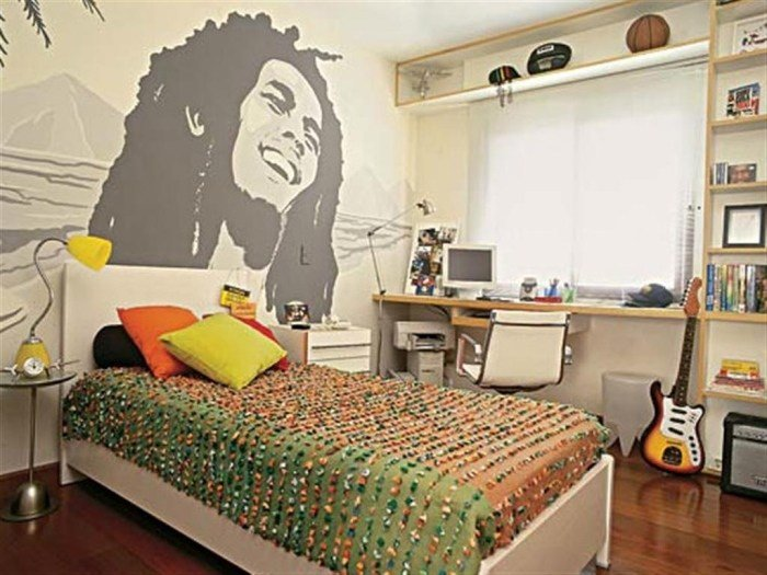 Best Bedroom Ideas For Teenage Boys With Pictures