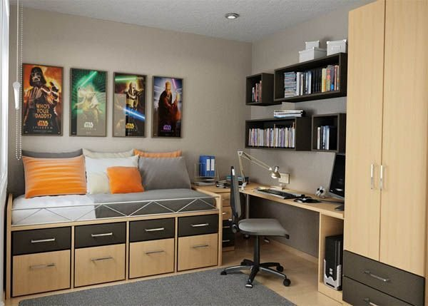 Best Teenage Boys Bedroom Design Ideas With Pictures