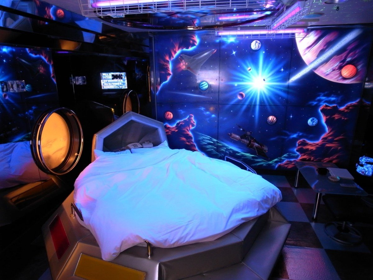 Best Ai Nihon 愛日本 Japanese Love Hotel Farmofminds With Pictures