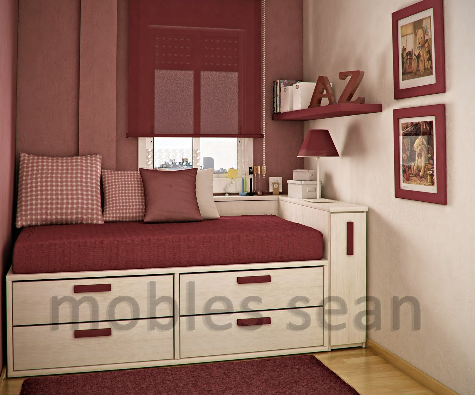 Best Space Saving Designs For Small Kids Rooms Futura Home Decorating With Pictures