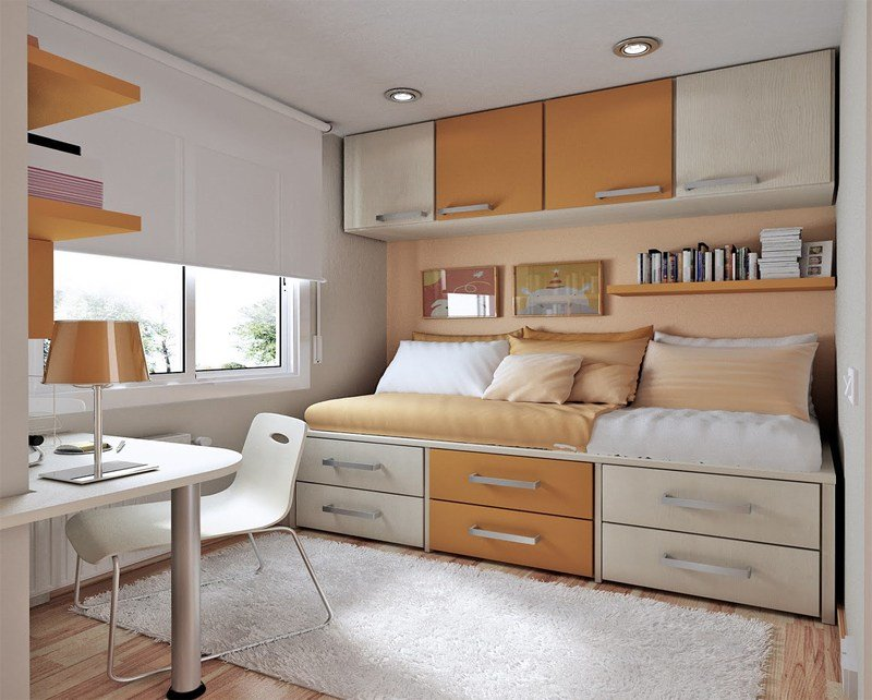 Best Small Spaces Bedroom Furniture Furnitureteams Com With Pictures