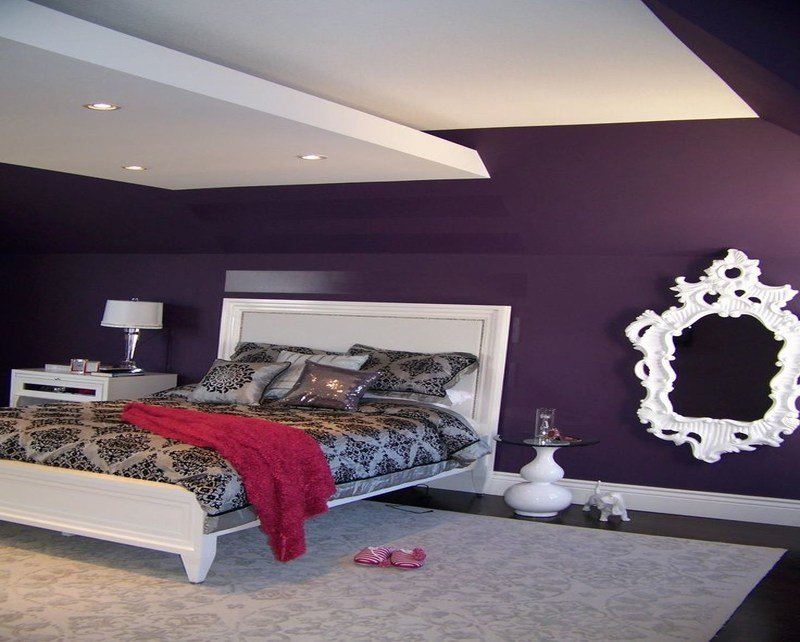 Best Paint Decorating Ideas For Bedrooms Relaxing Bedroom With Pictures
