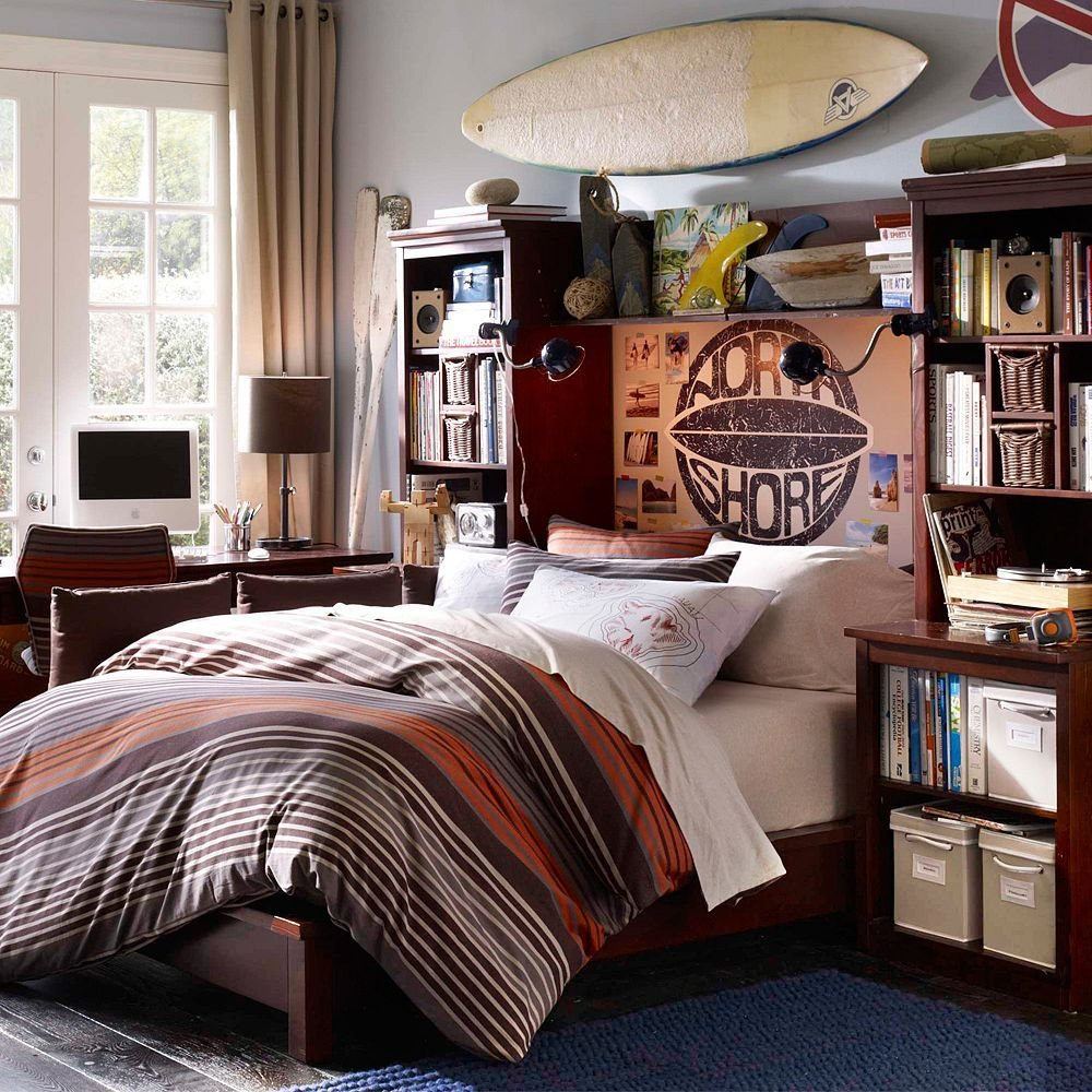 Best Guys Bedroom Decor Young Men Bedroom Ideas Guys Bedroom Ideas Bedroom Designs Furnitureteams Com With Pictures