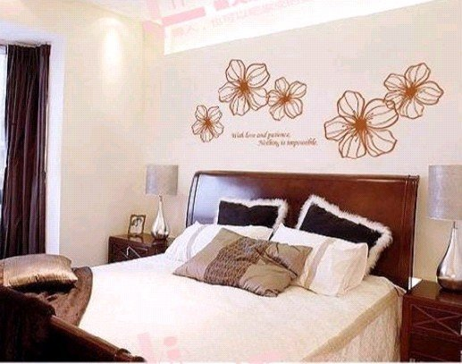Best Decor For Bedroom Walls Unique Wall Painting Ideas With Pictures