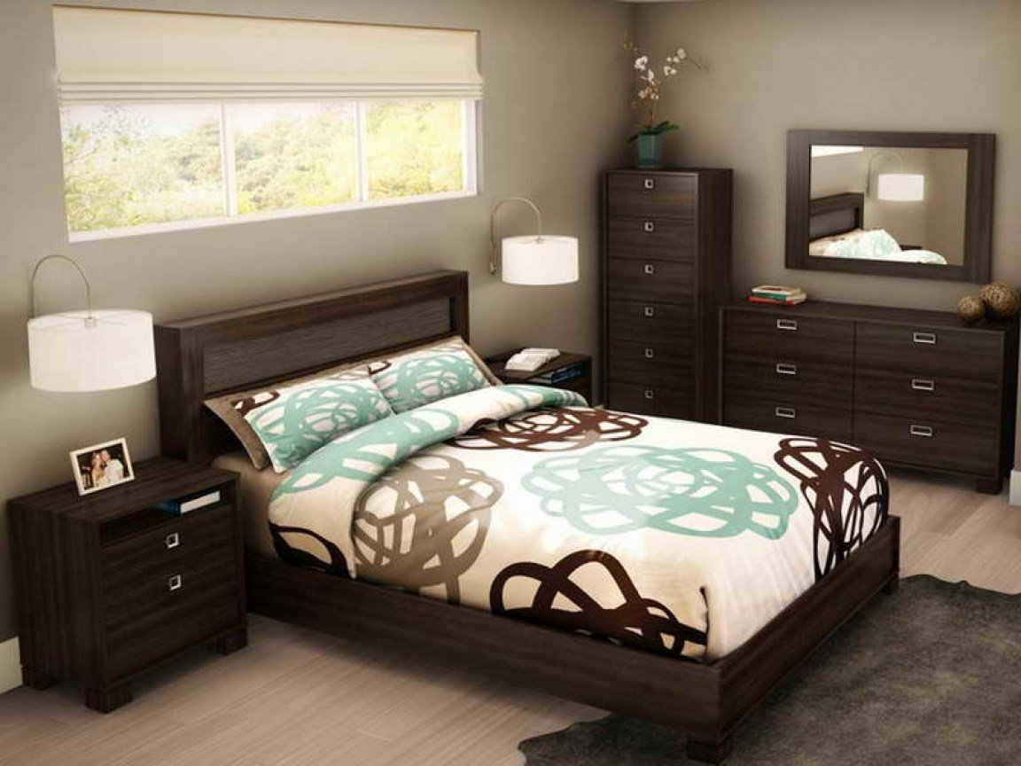 Best Small Bedroom Design For Couples Small Bedroom Decorating With Pictures