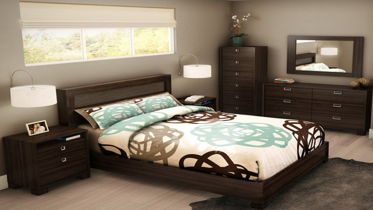 Best How To Decorate Small Bedroom Living Room Furniture For With Pictures