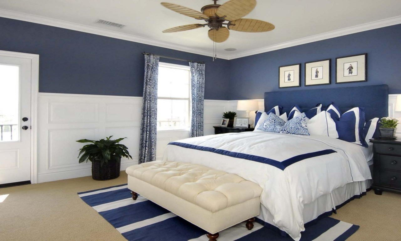 Best Bed Rooms With Blue Color Calming Bedroom Paint Colors With Pictures