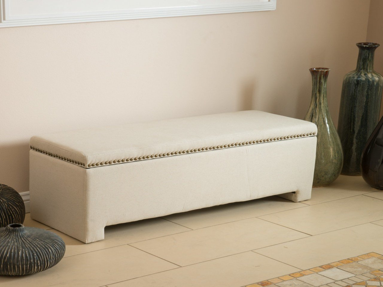 Best Bedroom Ottoman Bench Room Storage Ottoman Bench Living With Pictures