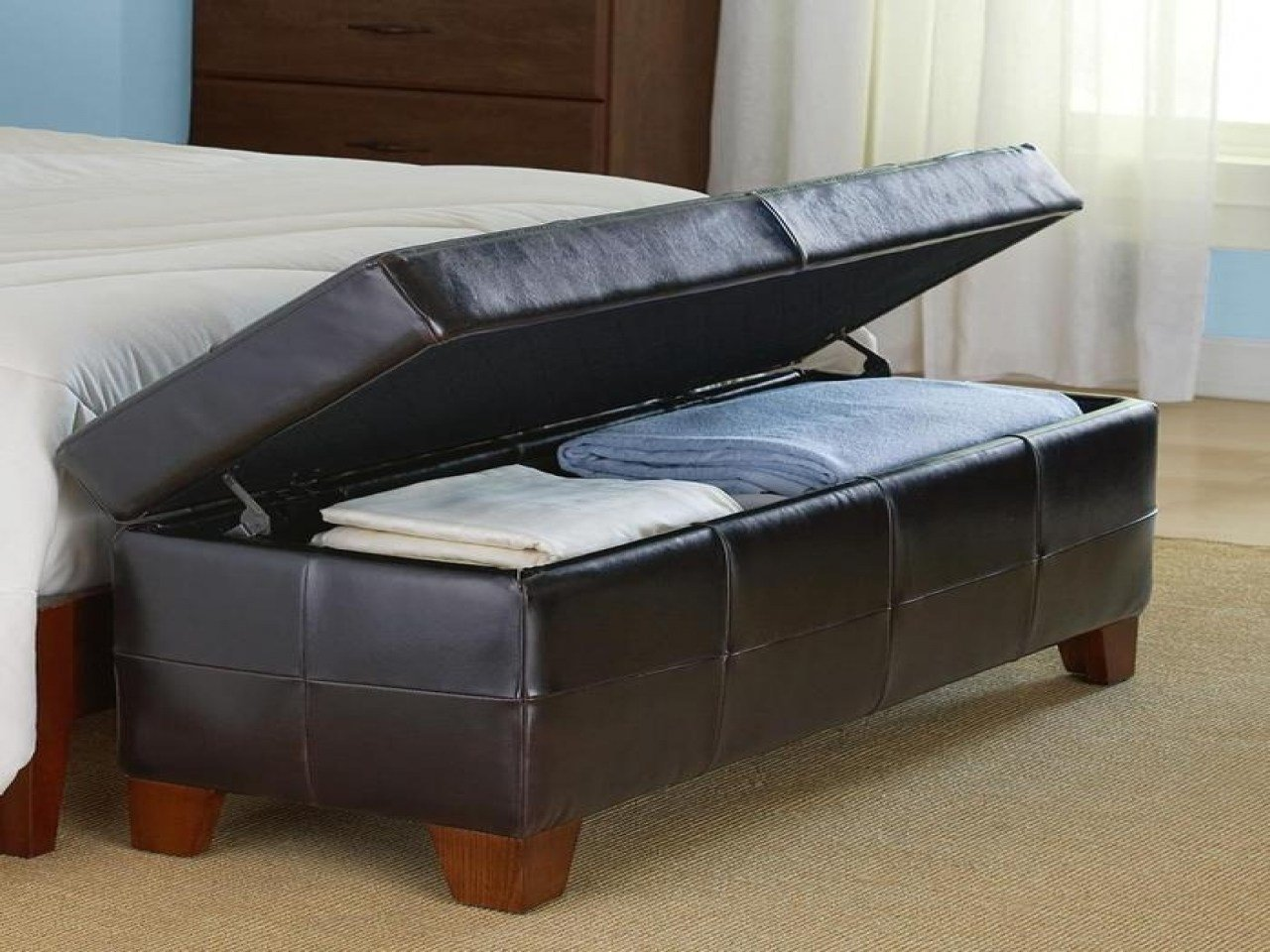 Best Bedroom Benches With Storage Ikea Window Bench With With Pictures
