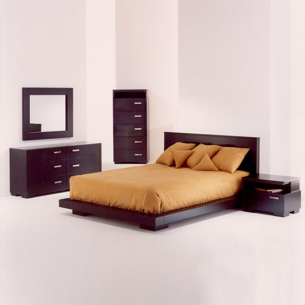 Best Paris Platform Bed Bedroom Set B**V*R King Bedroom Sets With Pictures