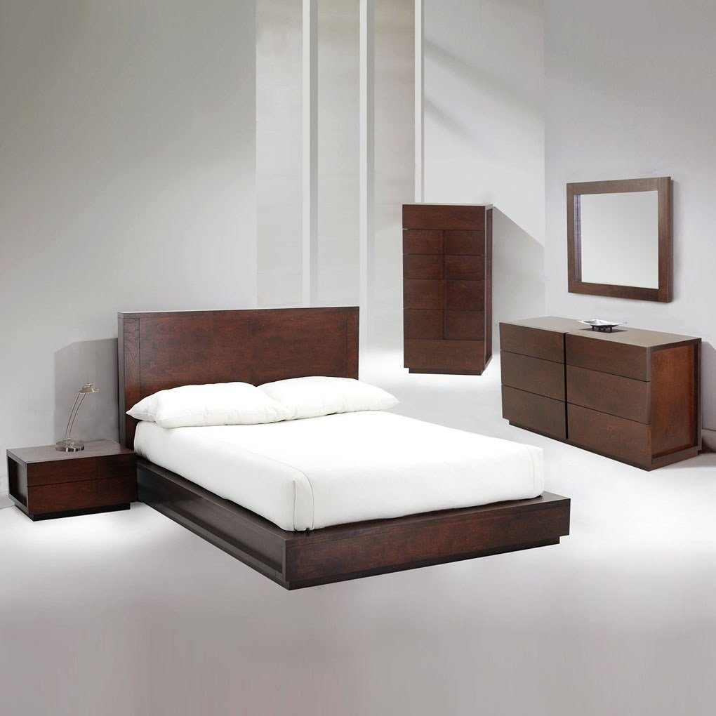 Best Ariana Platform Bed Bedroom Set B**V*R Queen Bedroom Sets With Pictures