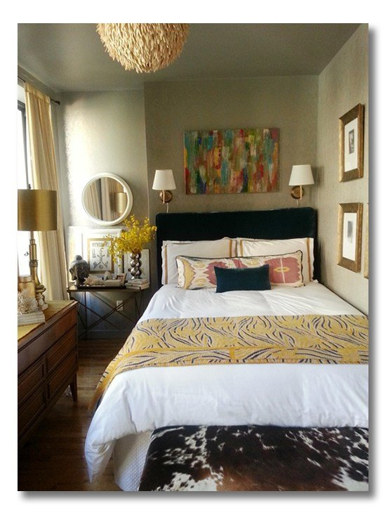 Best Ditto A Layered And Narrow Bedroom Fieldstone Hill Design With Pictures
