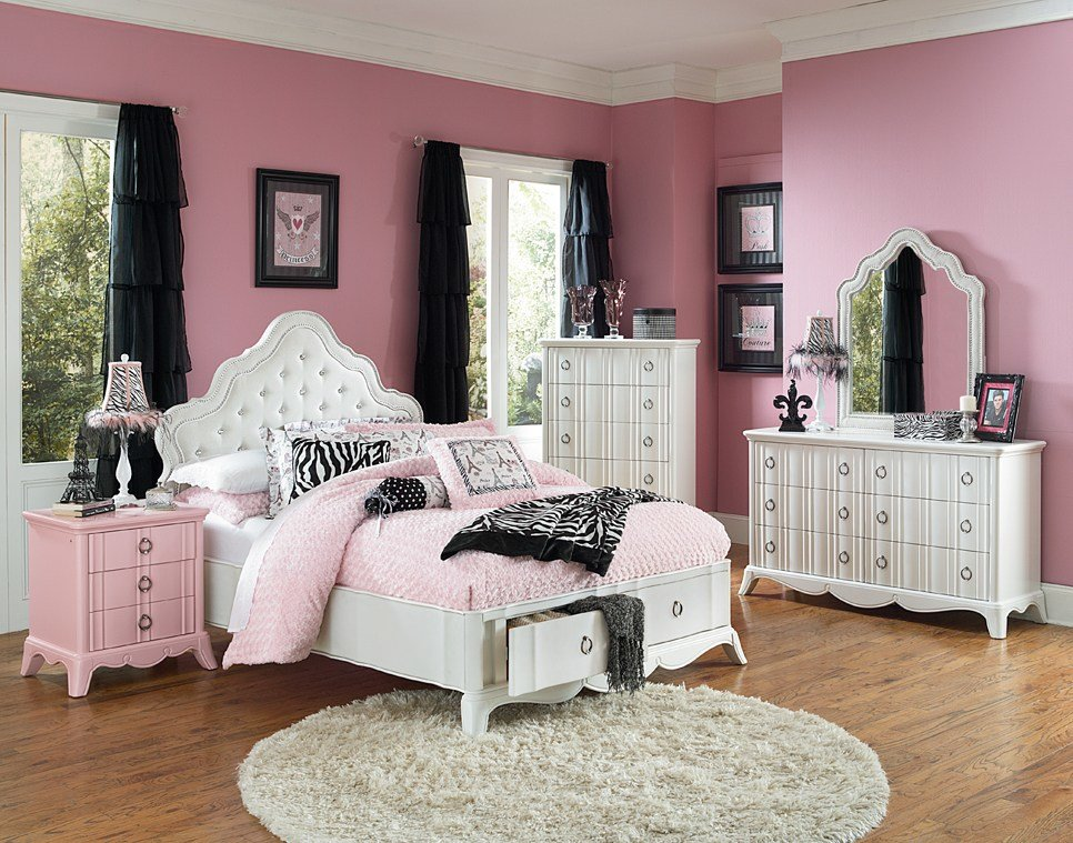 Best Bedrooms With Black Beds Cool Bunk Beds For T**N Girls With Pictures