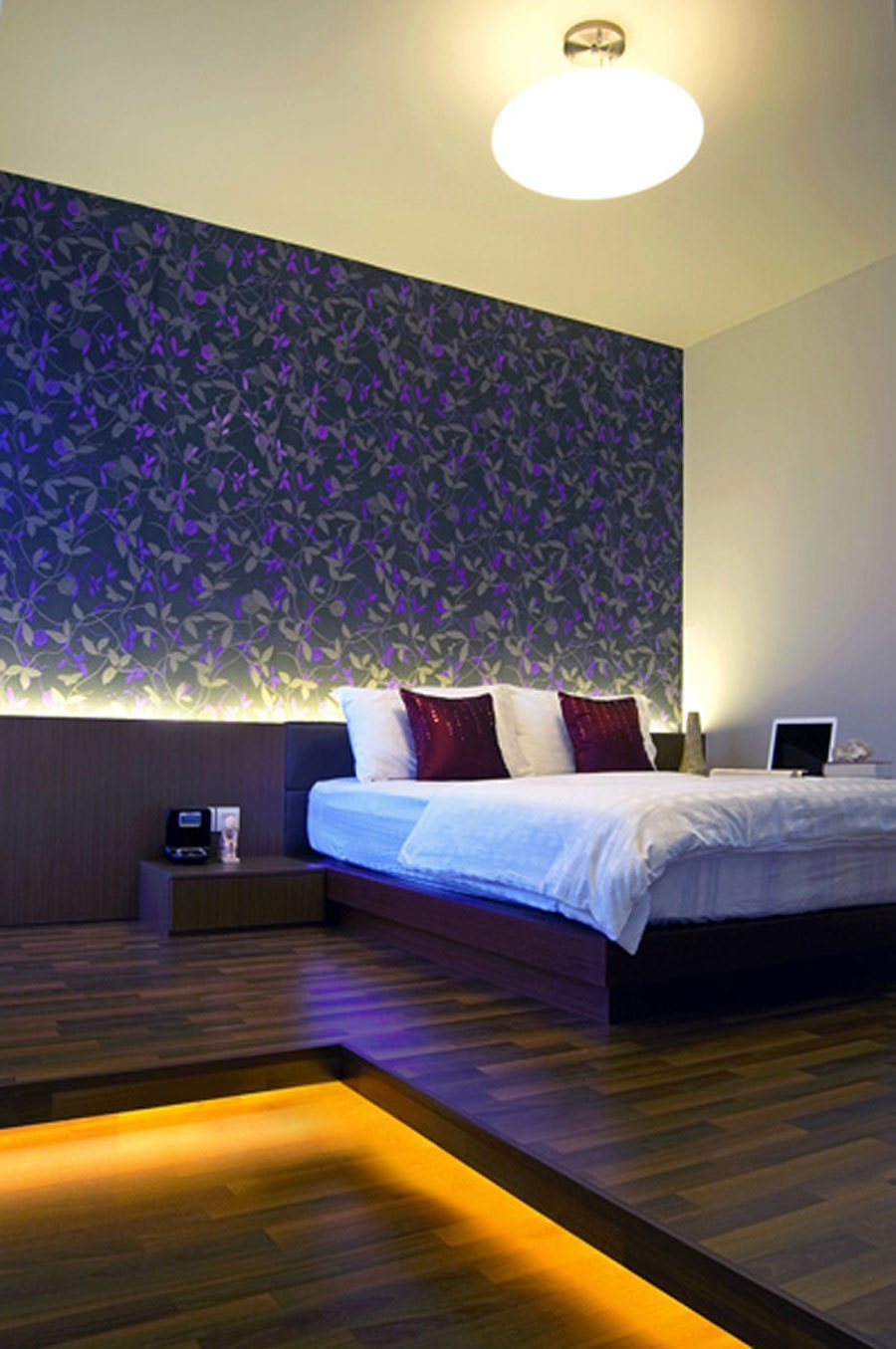 Best Bedroom Texture Design Wall Paint Texture Designs For With Pictures