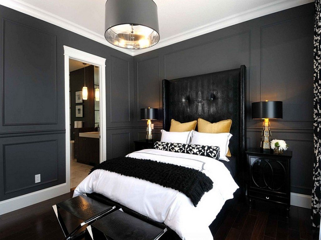 Best Silver Bedroom Designs Black White And Gray Bedroom Ideas With Pictures