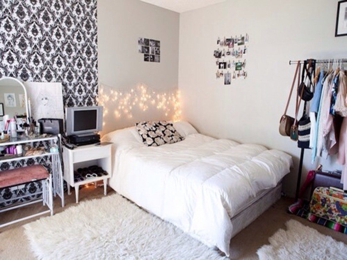 Best Luxury Bedding Ideas Ideas For Teenage Girls Room Tumblr Room Ideas Black White Bedroom With Pictures