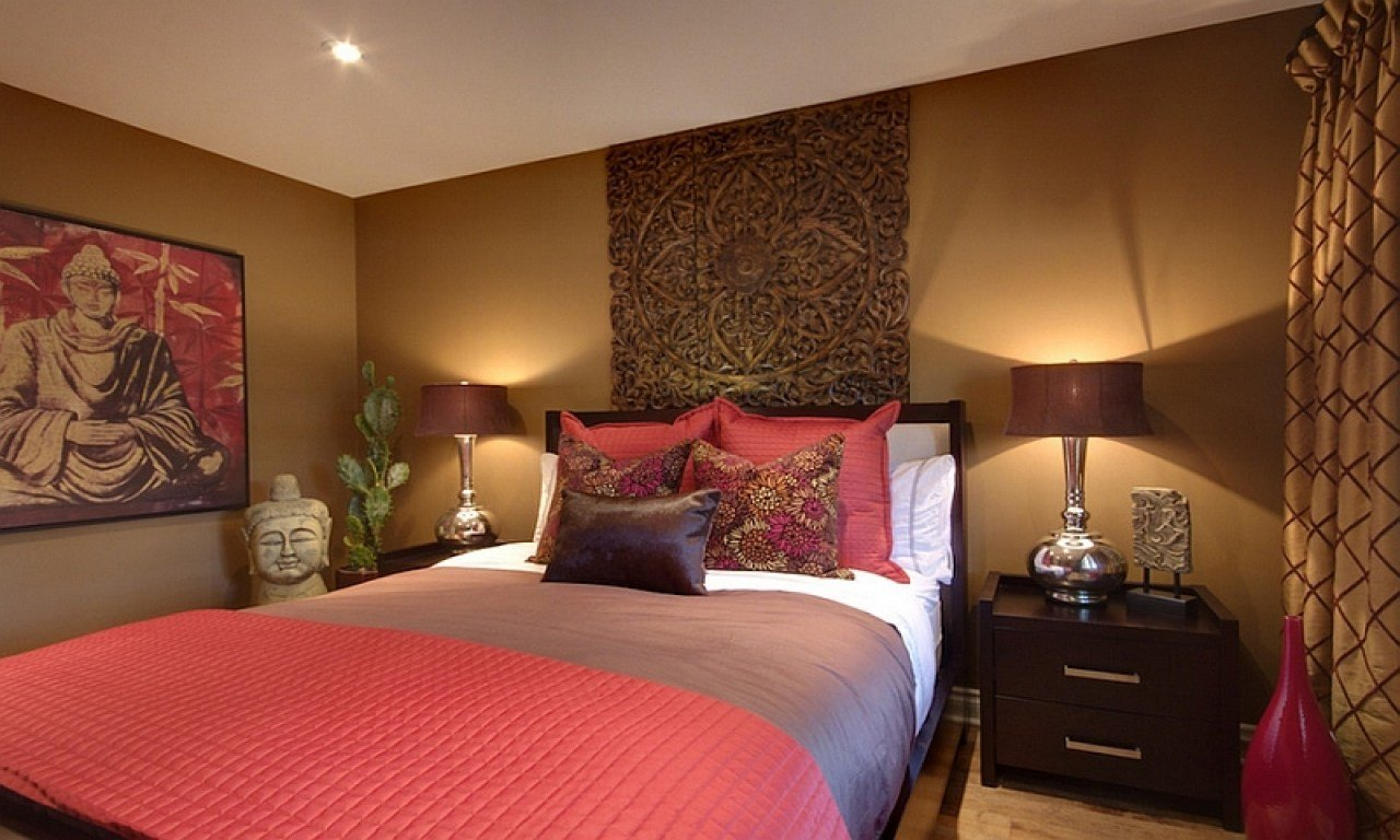 Best Colorful Master Bedrooms Cozy Warm Bedroom Colors Brown With Pictures