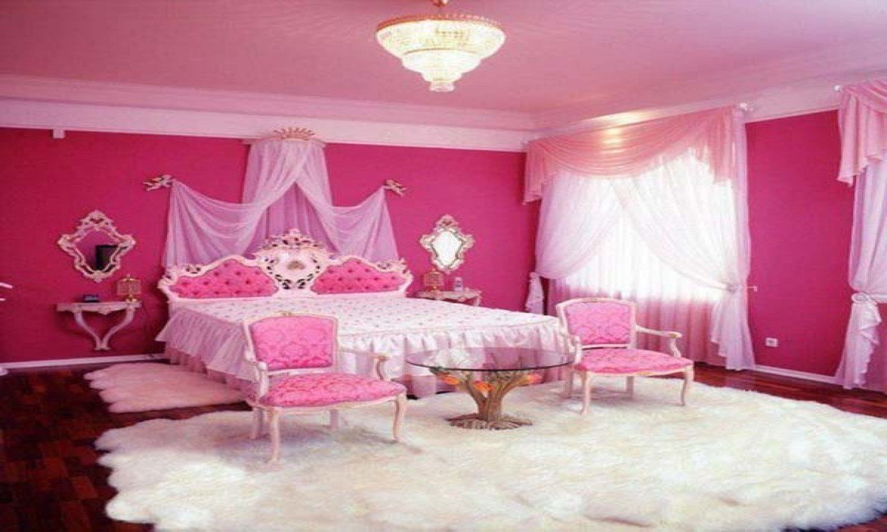 Best Vintage Bed Rooms Pink Color Bedroom Bedroom Designs Flauminc Com With Pictures