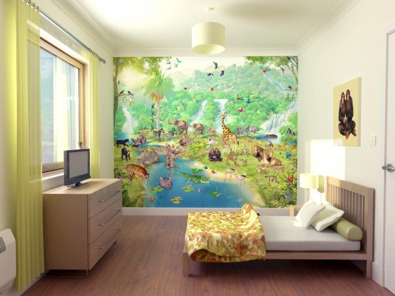 Best Retro Themed Bedroom Safari Bedroom Ideas For Adults With Pictures