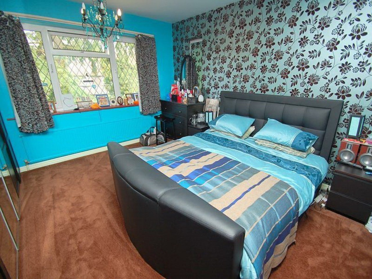 Best Contemporary Rooms Pictures Grey And Teal Bedroom Blue With Pictures