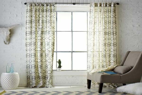Best Curtain Ideas For Large Curtain Ideas For Large Windows With Pictures