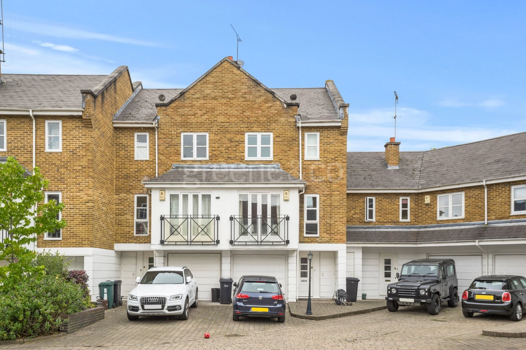 Best 4 Bedroom House For Sale In Berridge Mews West Hampstead London Nw6 Wes170407 Greene Co With Pictures