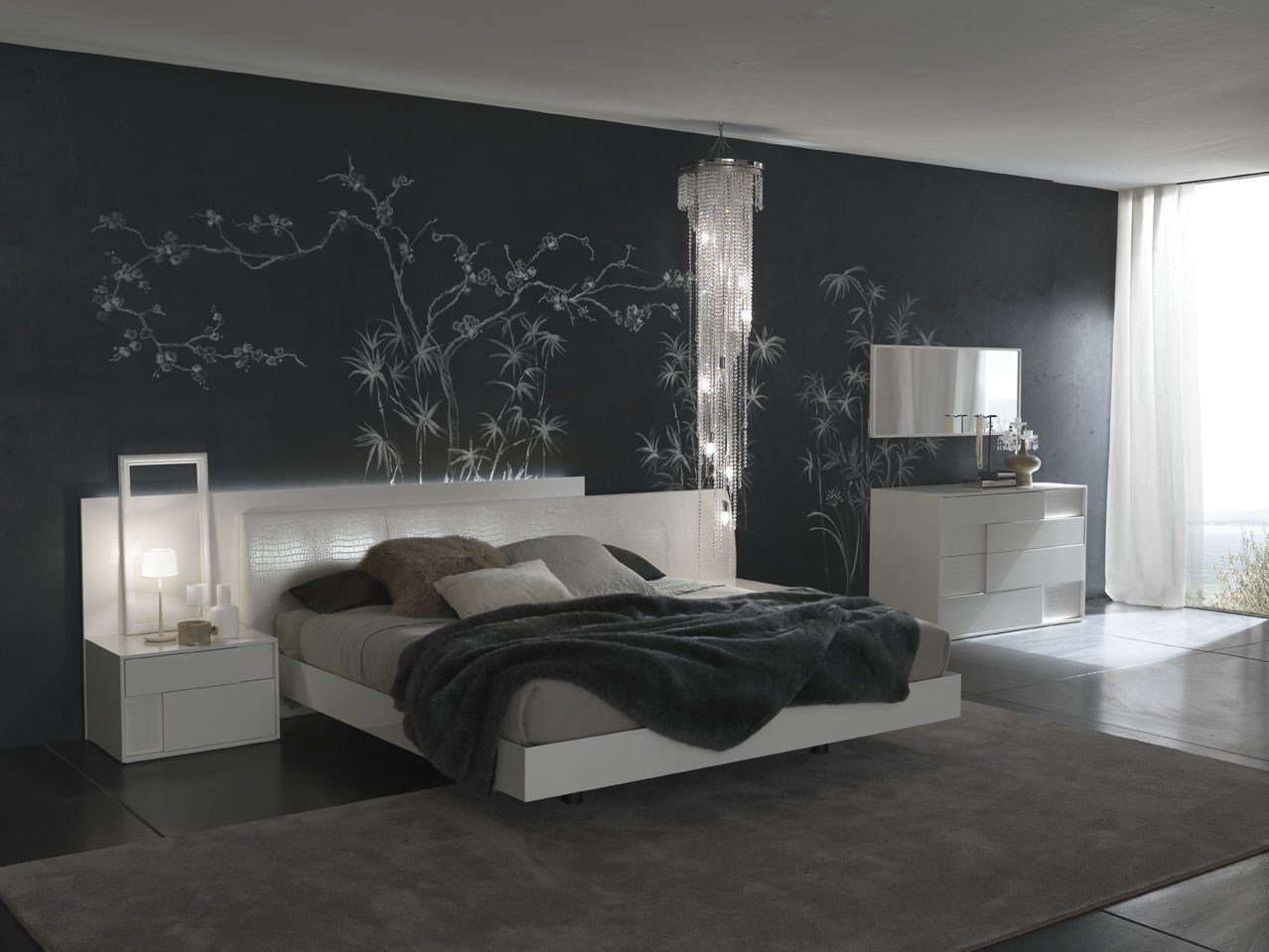 Best Bedroom Decorating Ideas From Evinco With Pictures