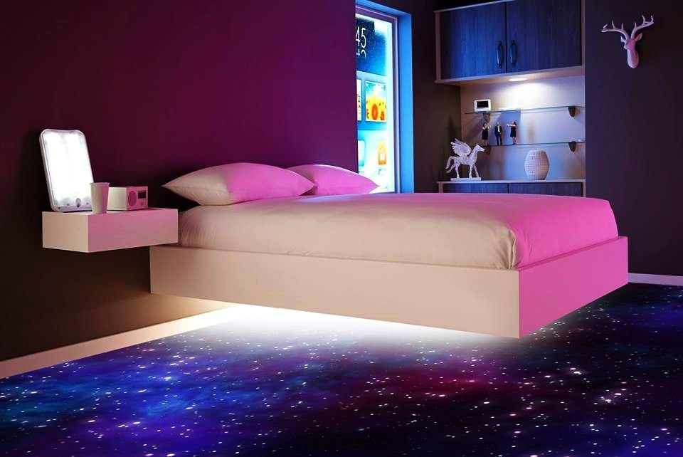 Best Have A Look At This Spectacular Bedroom Of The Future With Pictures