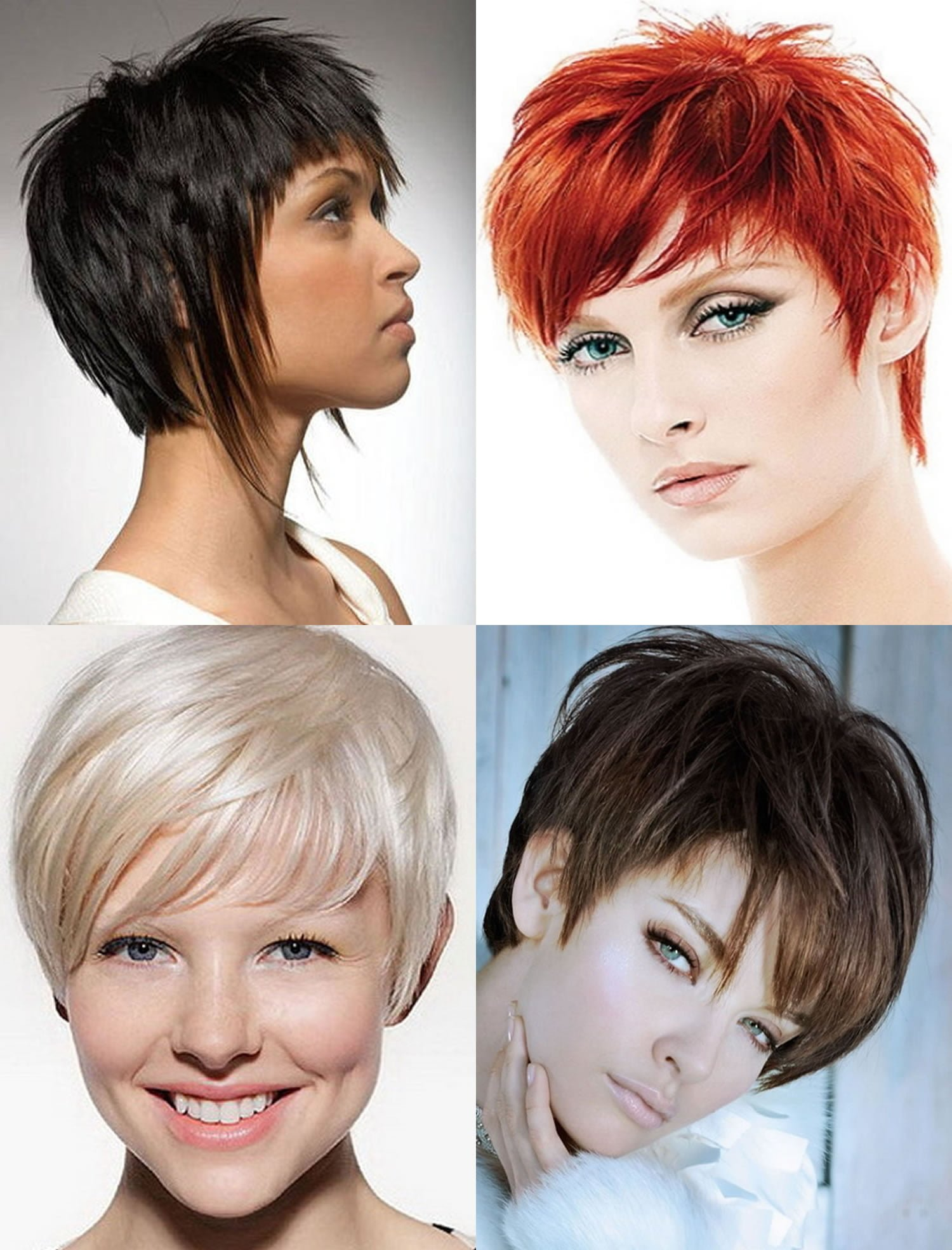 Free 33 Unbelievable Hairstyles For Diamond Face Shape – Page 3 Wallpaper