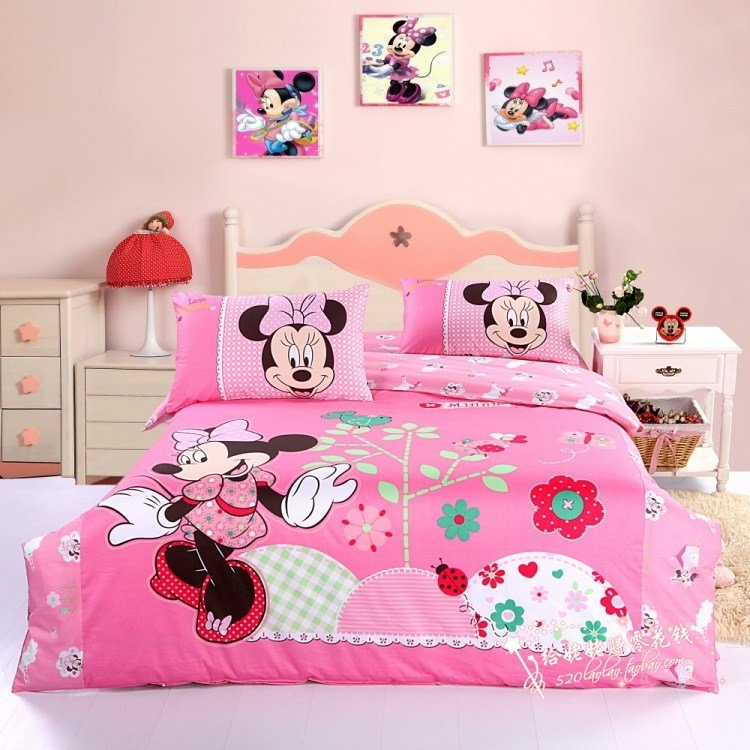 Best Minnie Mouse Bedroom For Your Kids Household Tips With Pictures