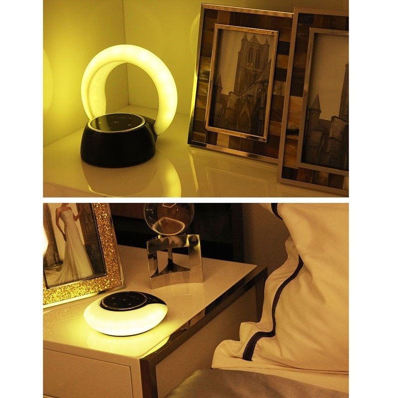 Best Wireless Bedroom Night Light Bluetooth 4 2 Speaker With With Pictures