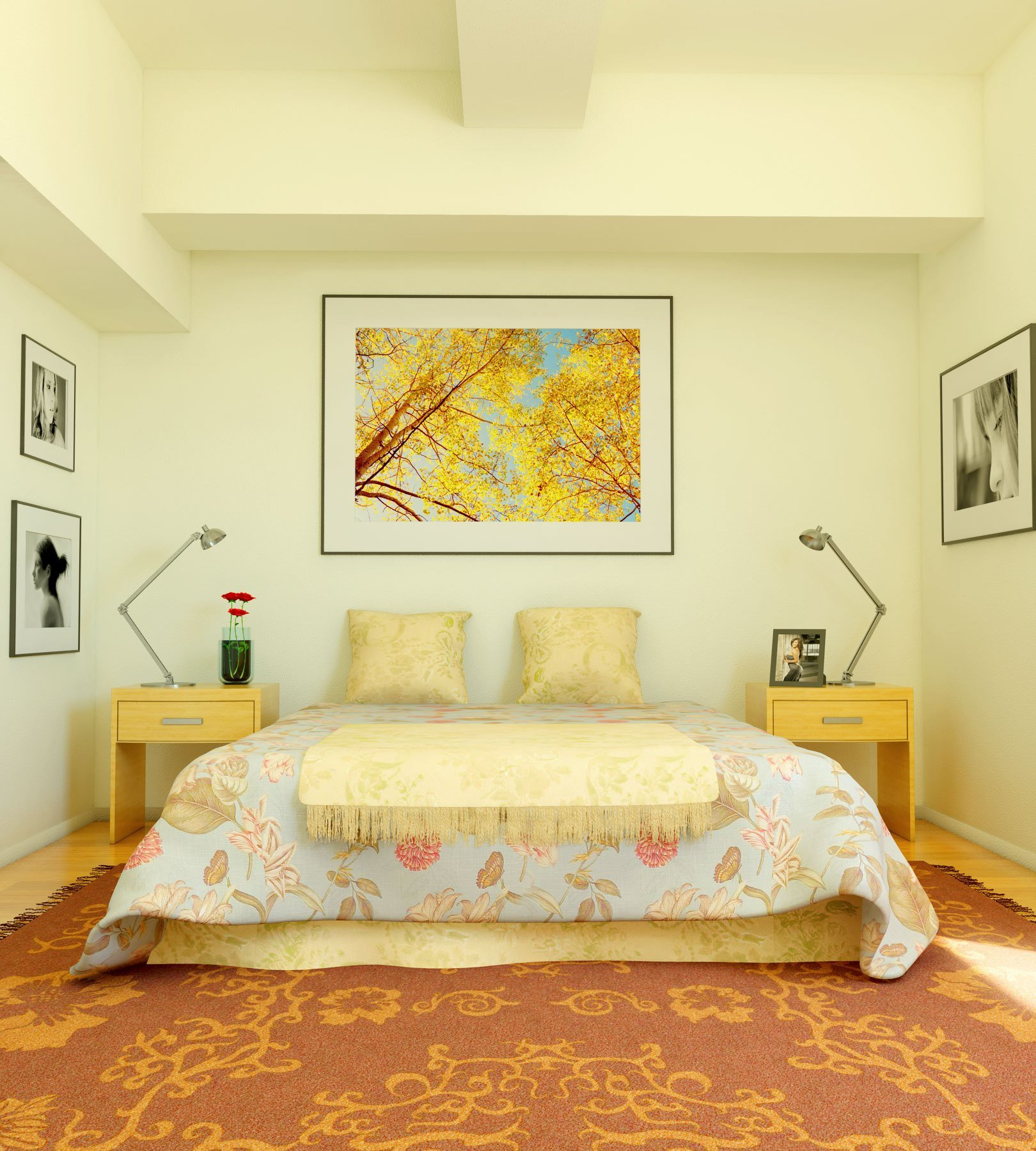 Best Interior Exterior Plan Uncomplicated Bedroom Style In A With Pictures