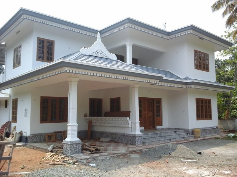 Best 5 Bedroom New House For Sale In Manjapra Angamali With Pictures