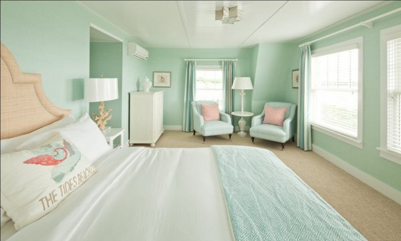 Best Mint Green Bedroom Walls Seafoam Green Hipster Bedroom With Pictures