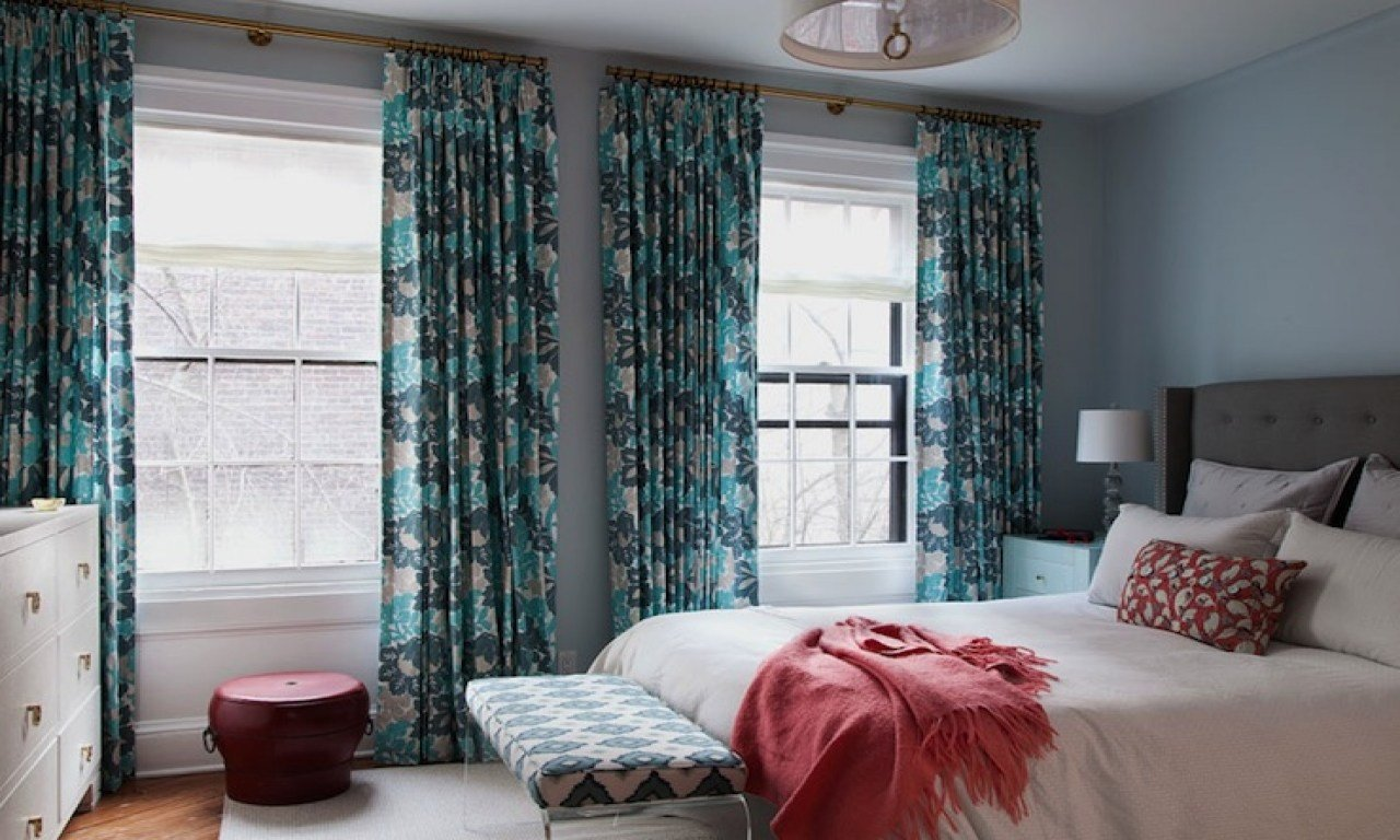 Best Gray And Teal Bedroom Teal And Coral Bedroom Curtains With Pictures