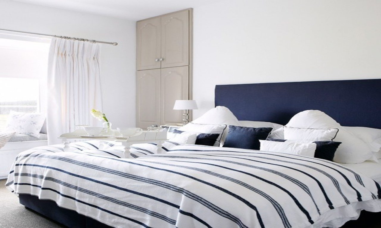 Best Navy Blue And White Bedroom Navy Blue Bedroom Navy And White Bedroom Ideas Bedroom Designs With Pictures