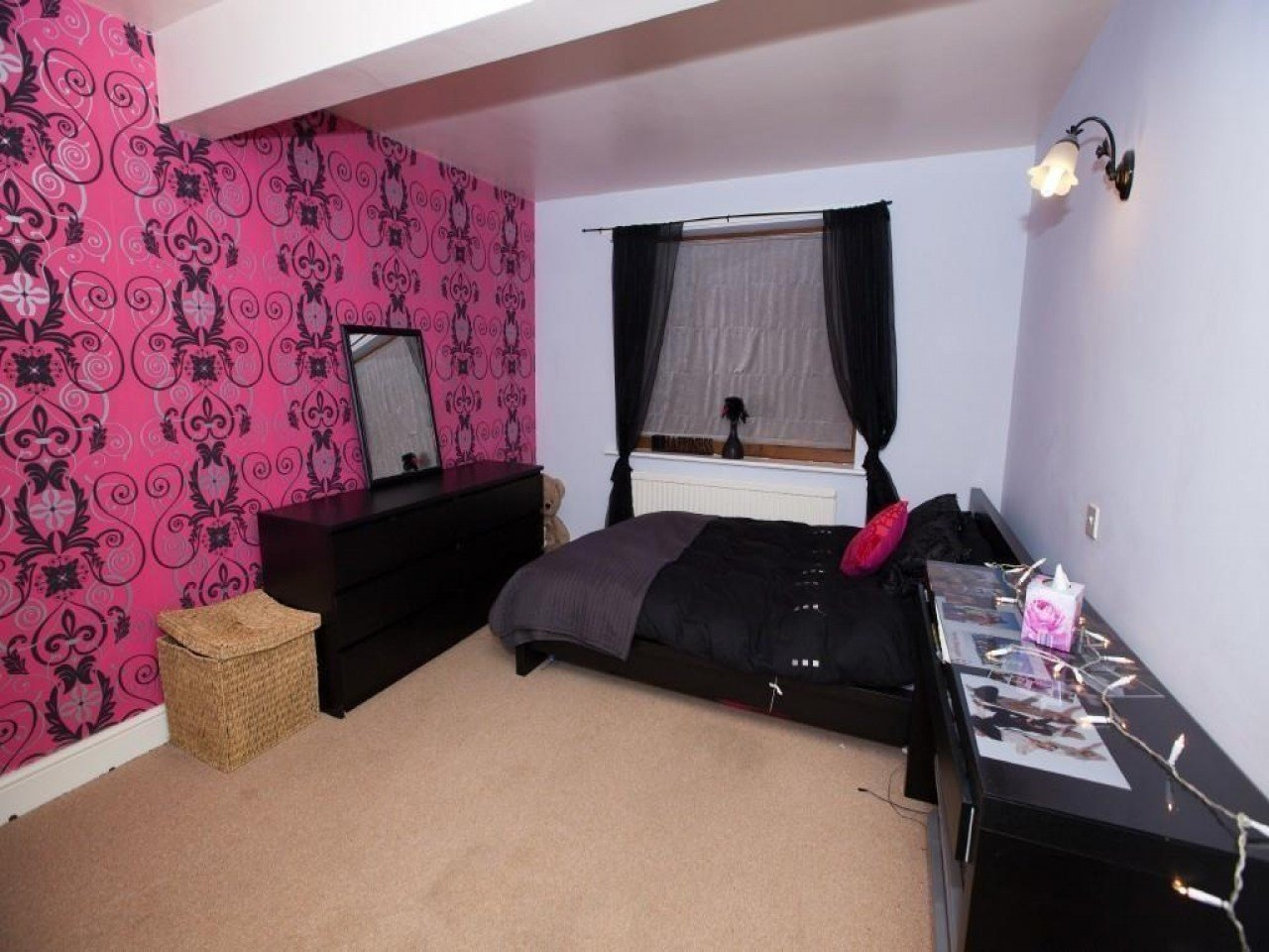 Best Lilac Bedrooms Pink And Black Bedroom Decor Pink And With Pictures