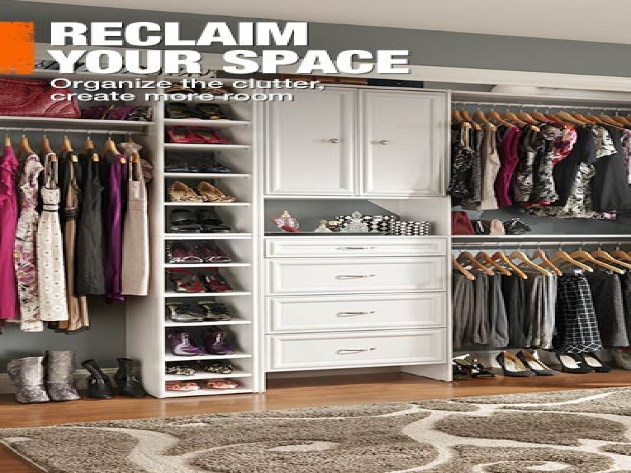 Best Built In Wall Units For Bedrooms Bedroom Closet Organizers Home Depot Closet Organizer Bedroom With Pictures