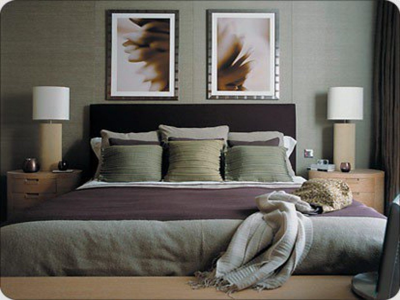 Best Gray And Purple Bedroom Blue And Gray Bedroom Purple And With Pictures