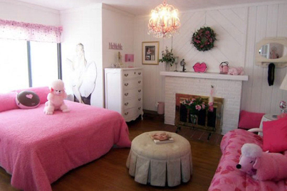 Best Chic Pink Bedroom Design Ideas For Fashionable Girl With Pictures