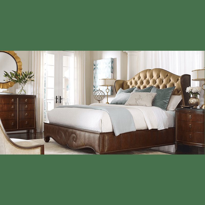 Best Schnadig Compositions St James Place Bedroom Set With Pictures