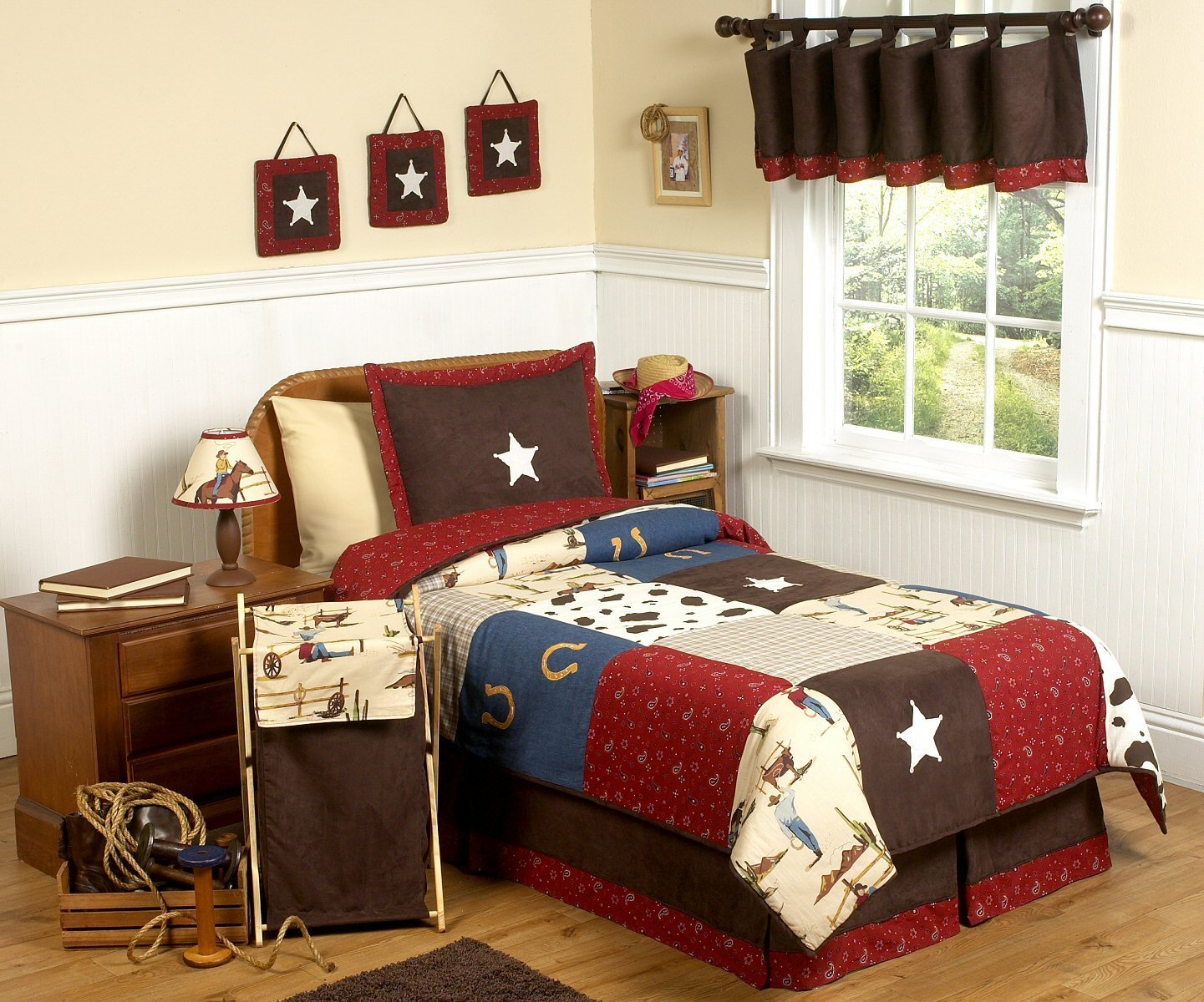 Best Kids Cowboy Bedding For Boys Twin Full Queen Comforter With Pictures