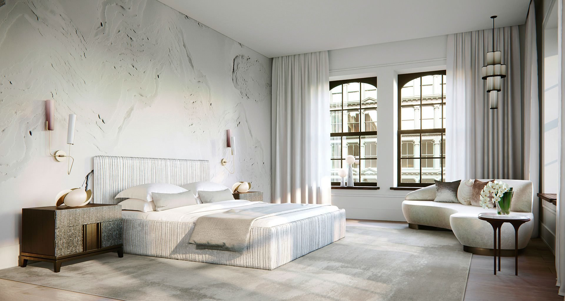 Best Interior Visualization Of New York Loft • Lunas With Pictures