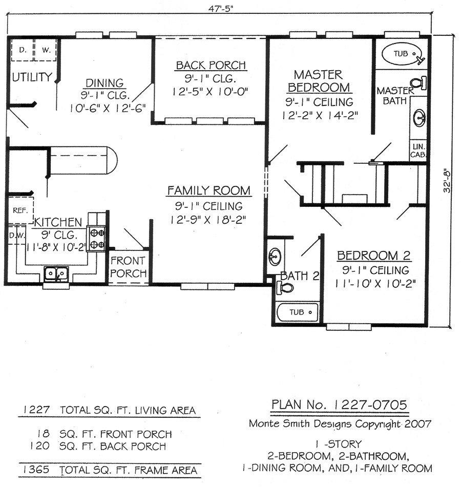 Best Two Bedroom Two Bathroom House Plans Joy Studio Design With Pictures