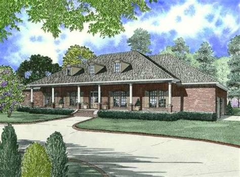 Best Southern Style House Plans 2804 Square Foot Home 1 With Pictures