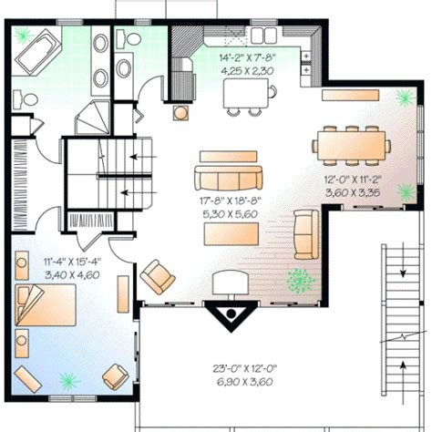 Best Beach Style House Plans 2392 Square Foot Home 2 Story With Pictures